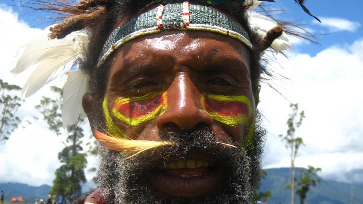 Miss you, Papua New Guinea!