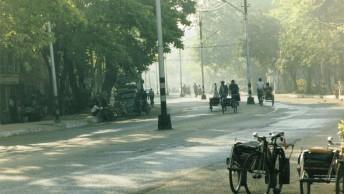 0_Yangon Strasse