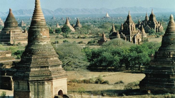 Myanmar – oder warum in meinem Briefkasten noch echte Post ankommt